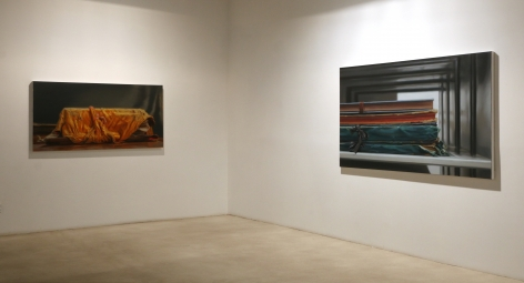Endurance: New Works by Xie Xiaoze, Installation view