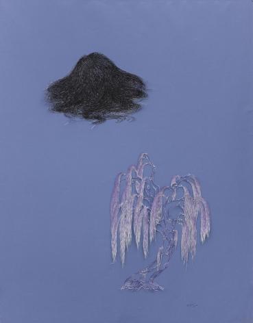Wu Jian'an邬建安(b. 1980), Lake Hill湖山, 2014