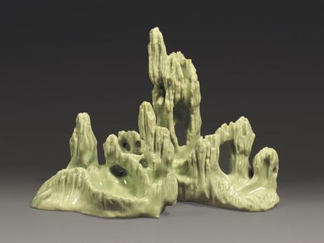 Meng Zhao, Brush Rest (Stalagmites)