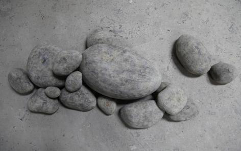 Li Hongbo李洪波, Hard Stone顽石