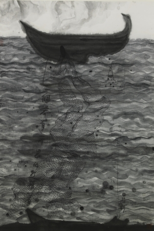 Looking for a Needle in the Ocean: A Contemplative Wrecker海底捞针:一个若有所思的打捞者, 2008