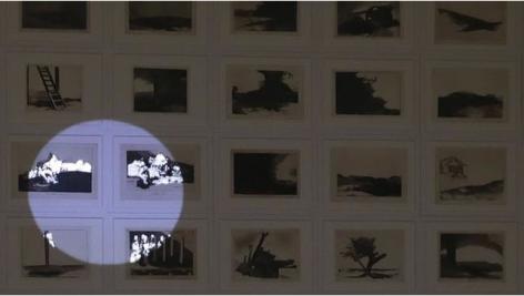 El Prado acoge una instalación de la Farideh Lashai inspirada en Goya
