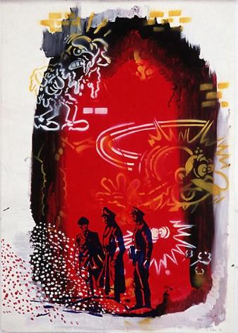 Sigmar Polke Untitled, 1979