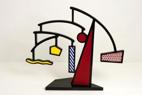 Roy Lichtenstein Mobile I, 1989