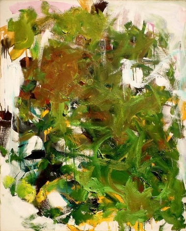Joan Mitchell Tooth Paste, 1987