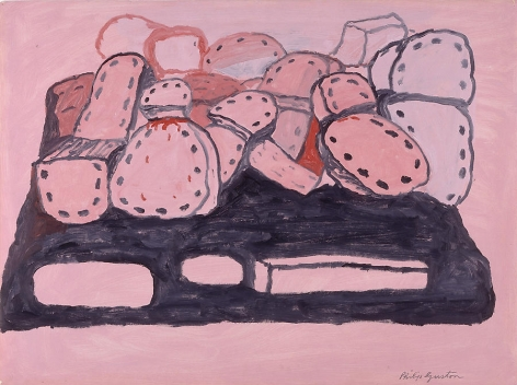 Philip Guston Stack, 1971