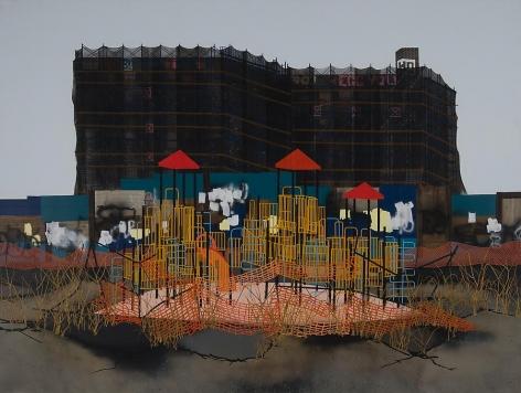 Overgrowth (Playground), 2011
