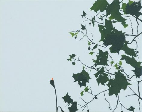 Untitled (light post), 2008