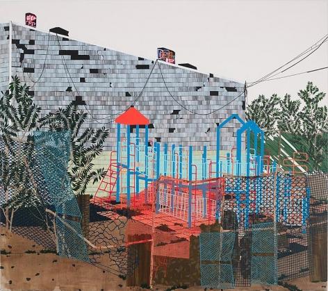 Playground (Ailanthus Altissima), 2013