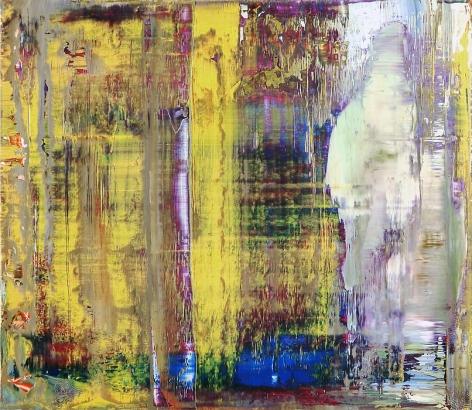 Gerhard Richter Abstraktes Bild 842-5, 1997