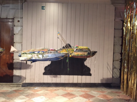 Installation View: Diaspora Pavilion