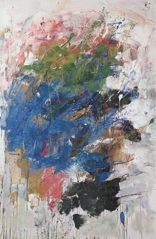 Joan Mitchell Blue Nose, 1962