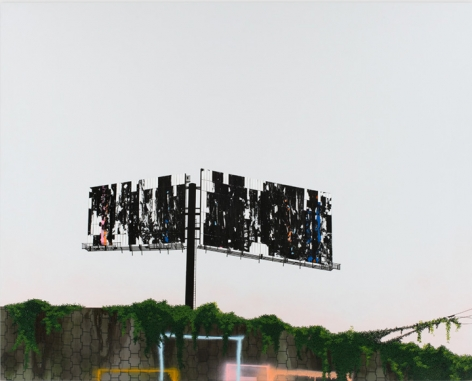 Overgrowth (Billboard), 2011