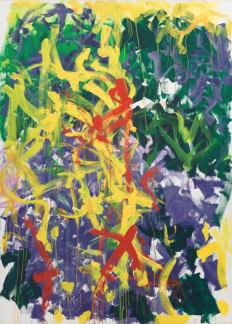 David Ebony's top 10 New York Gallery Shows for November, Featuring Joan Mitchell: At the Harbor and in The Gran