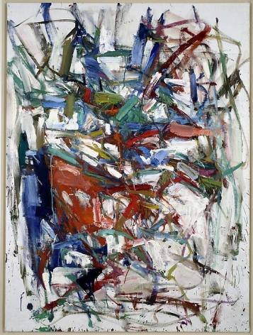 Joan Mitchell Untitled, 1956 - 1957
