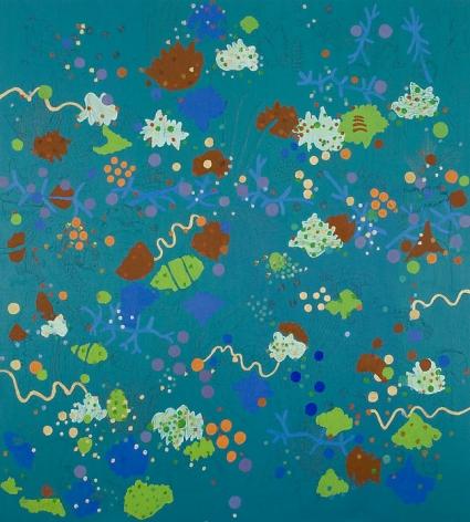 Alejandra Icaza Crispy Ocean, 2007