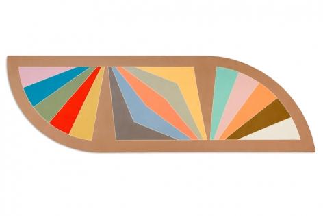 Frank Stella Khurasan Gate Variation III, 1968