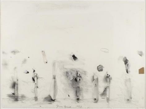 Jim Dine Untitled (Tools), 1973