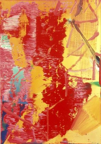 Gerhard Richter Abstraktes Bild (522-1), 1983