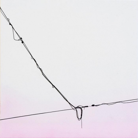 Untitled (wire), 2009