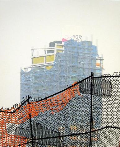 Untitled (fence), 2010