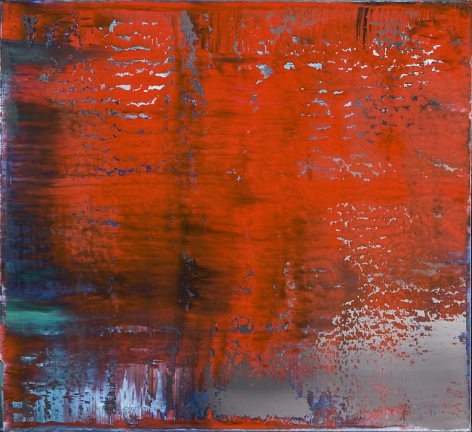 Gerhard Richter Abstraktes Bild 805-4, 1994