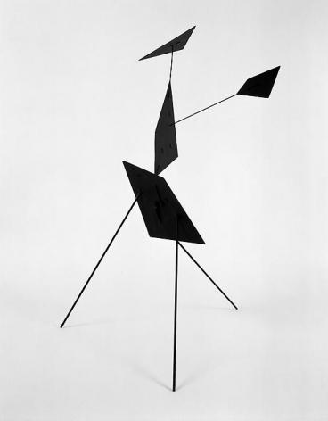 Alexander Calder Four Planes in Space, 1955