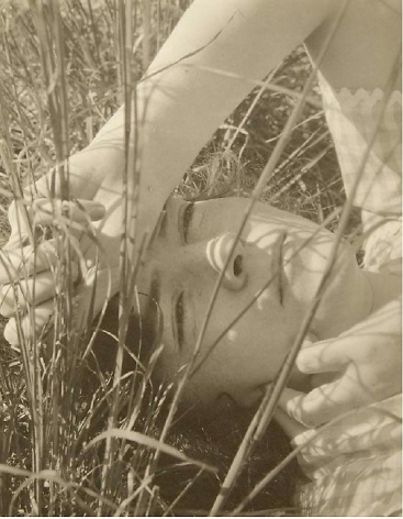 Edward Steichen The Blue Sky, 1923