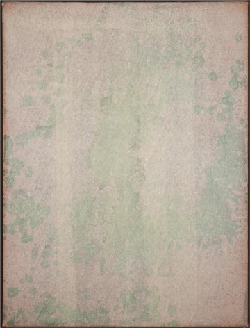 Andy Warhol Diamond Dust Oxidation Painting, 1978