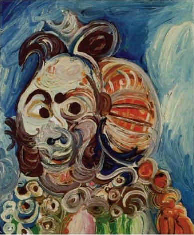 Pablo Picasso Torero, 1970