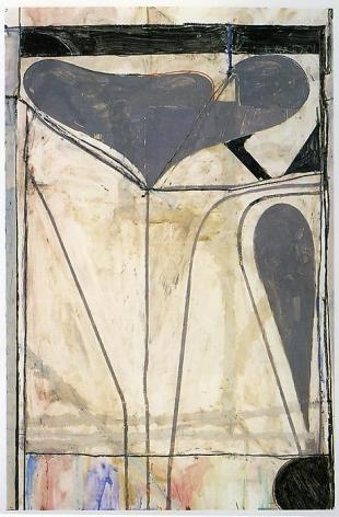 Richard Diebenkorn Untitled (Ocean Park), 1986