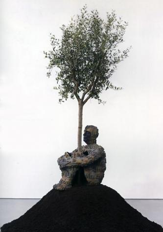 Jaume Plensa Heart of Tree, 2007