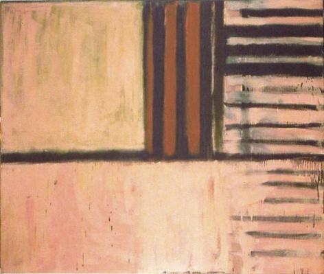 Frank Stella Requiem for Johnny Stompanato, 1958
