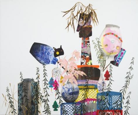 Stacks (Pile), 2016