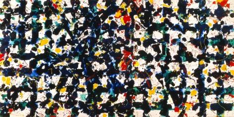 Untitled, 1979-80 Acrylic on canvas