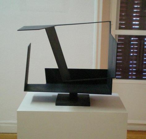 Jorge Oteiza Caja Abierta, 1958