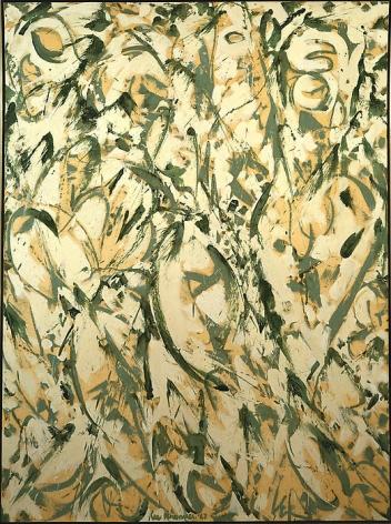 Lee Krasner Jungle Lattice, 1967
