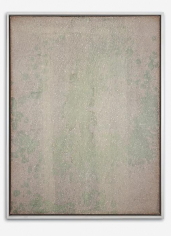 Andy Warhol Diamond Dust Oxidation Painting, 1978