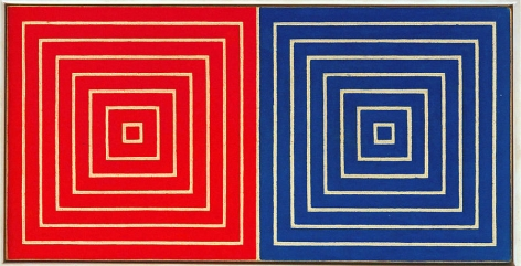 Frank Stella For Picabia, 1961
