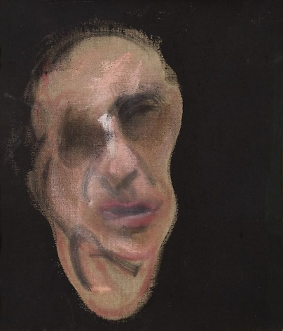 Francis Bacon Self portrait, c.1987