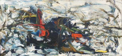 Two Striking Painting Series Demonstrate the Graceful Evolution of Joan Mitchell's Style