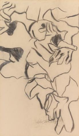Willem de Kooning (1904 - 1997), Untitled, c. 1975