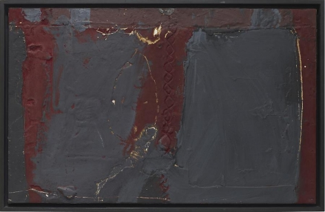 Antoni Tàpies Gris I porpa (Grey and Purple), 1960