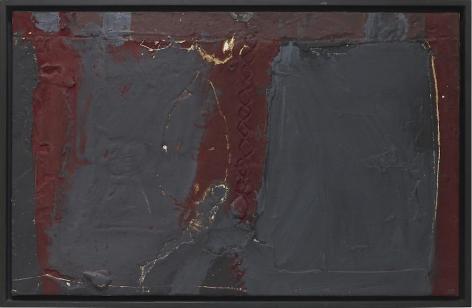 Antoni Tàpies Gris I porpa (Grey and Purple), 1960