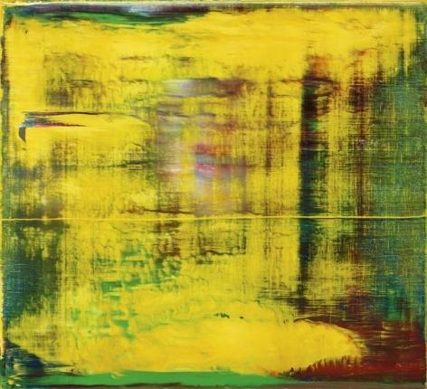 Gerhard Richter Abstraktes Bild 817-2, 1994