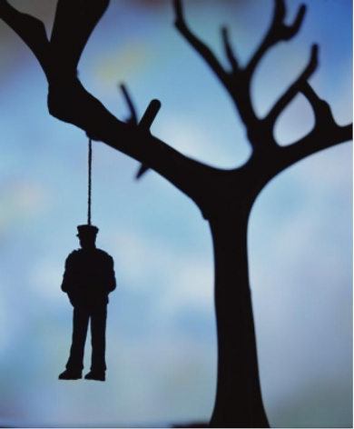 Andres Serrano Anarchy (The Hanging), 2011