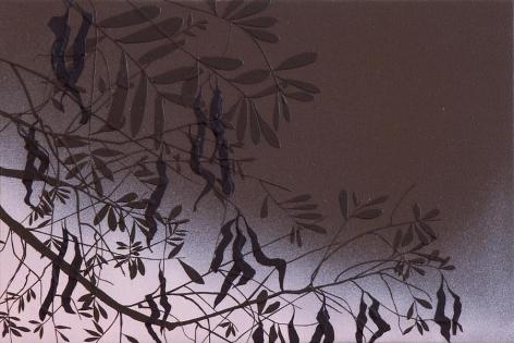 Untitled (tree study, night), 2009