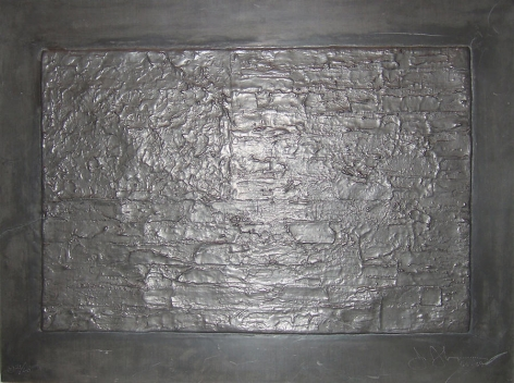 Jasper Johns Flag (from Lead Reliefs), 1960-69