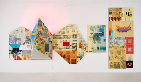 Edward Tyler Nahem Fine Art to show seminal, rarely-seen Rauschenberg at Art Basel Miami