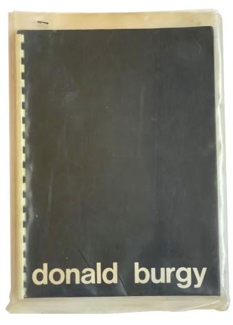 Donald Burgy